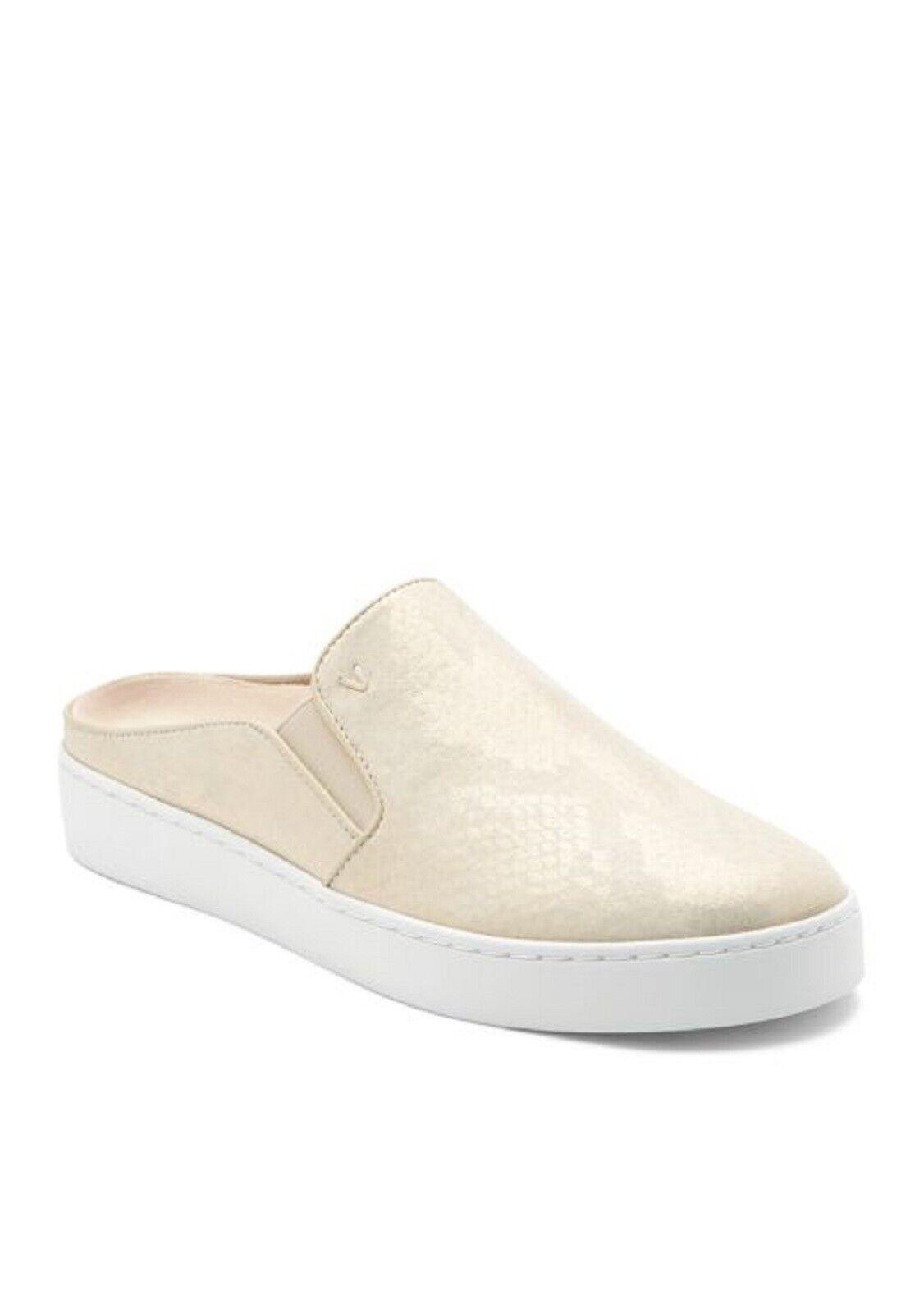 lo stile classico VIONIC Ladies SPLENDID DAKOTA scarpe da da da ginnastica Mules oro Sz. 10 M  NIB  presa