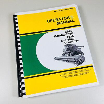 john deere 6620 parts manual