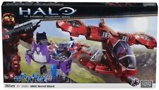 ** HALO Mega Bloks HORNET ATTACK set 96867 TARGET exc. NEW! w/ red Hayabusa