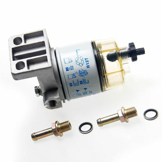 482731 Diesel Filter Water Separator Trap Assy R12T