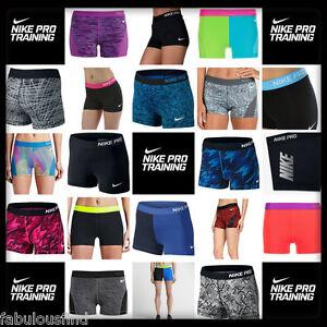 Women-039-s-Nike-Pro-Dri-Fit-3-034-Spandex-Compression-Shorts-XS-XL-FREE-SHIPPING-NWT