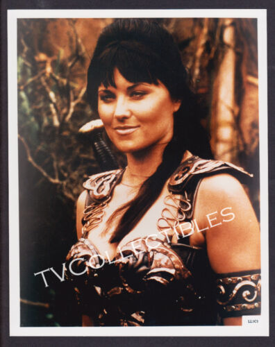 8x10 Photo~ XENA WARRIOR PRINCESS ~Actress Lucy Lawless ~LL1C1