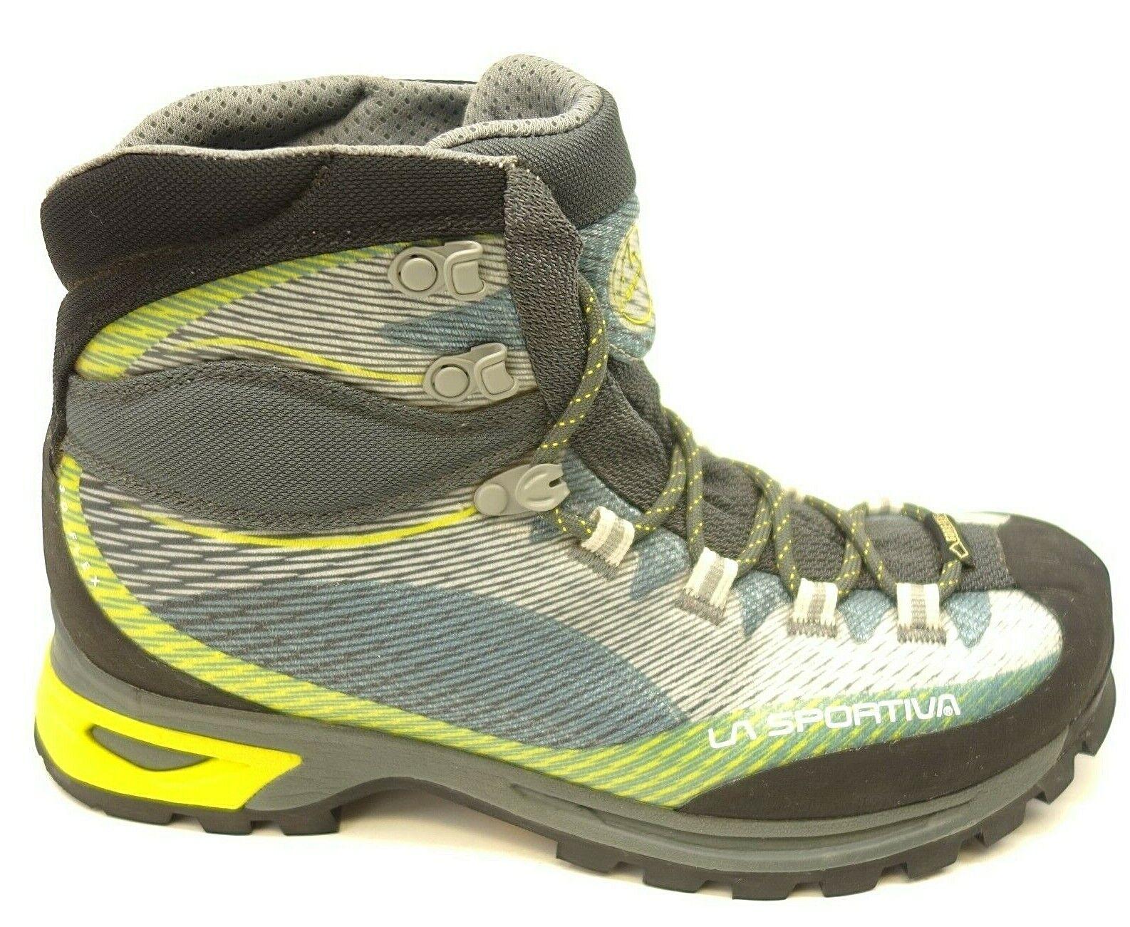 La Sportiva Sz US 7.5+ EU EU EU 39 Trango TRK GTX WP Mountaineering Womens Boots f87d66