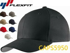 Yupoong Flexfit Cap 6277 Cotton Blend Hat LOT OF 12 HATS All Colors ... 7954fa36f86