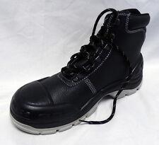 Size 10 Uvex 8411.2 Black Safety Boots - £44.99/Pr - FREE POSTAGE