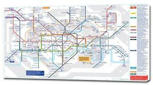 Subway Map Wall Art Wall Art Stickers Wall Decal Huge Underground Tube Map.Details About 4 Sizes London Metro Underground Tube Map Canvas Print Home Wall Decor Art