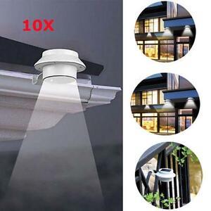 3-LED-Solar-Power-Motion-Sensor-Garden-Security-Lamp-Outdoor-Waterproof-Light-FZ