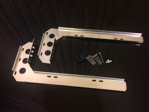 3D Printer platform stiffener hanger fit MakerBot,CTC,Wanhao,Flashforge 2nd gen