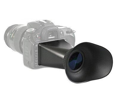 ViewFinder - LCD Displaylupe - passt zu Canon EOS 550D für Filmen mit DSLR