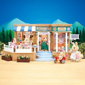 Sylvanian-Families-Calico-Critters-Forest-Market