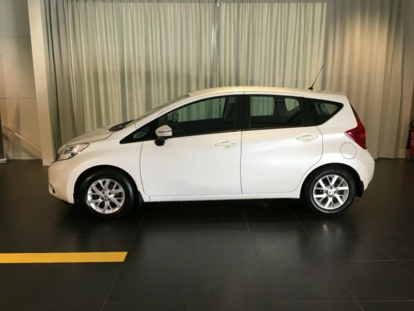 Nissan Note 1,5 dCi 90 Acenta Tech Pack - billede 1