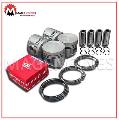 Piston /& Anneaux Compatible Nissan Terrano Ford TD27 moteur TD42 96 mm alésage STD