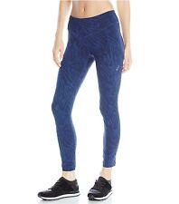 $65 Asics Women's Graphic Yoga Training Running Gym Tight Size XS