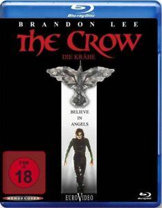 THE-CROW-Die-Kraehe-Brandon-Lee-Blu-ray-Disc-NEU-OVP