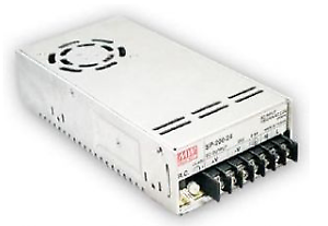 MW Power Supply LED Trafo Netzteil 24V//DC 240W 10A MEANWELL SP-240-24