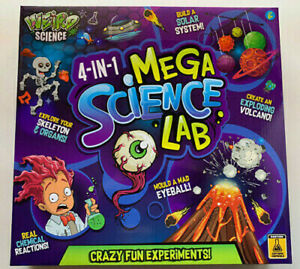 Weird-Science-4-In-1-Mega-Science-Lab-Fun-Experiments-Solar-System-Volcano