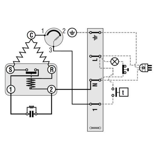 3S Verdichter Kompressor Aspera NE2130Z LBP R134a 12 cm³ 1//3Hp CSIR Kältetechnik