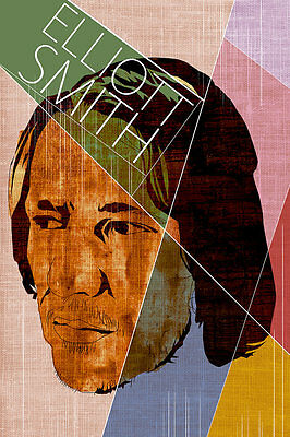 Elliott Smith Poster - Limited Edition of 100