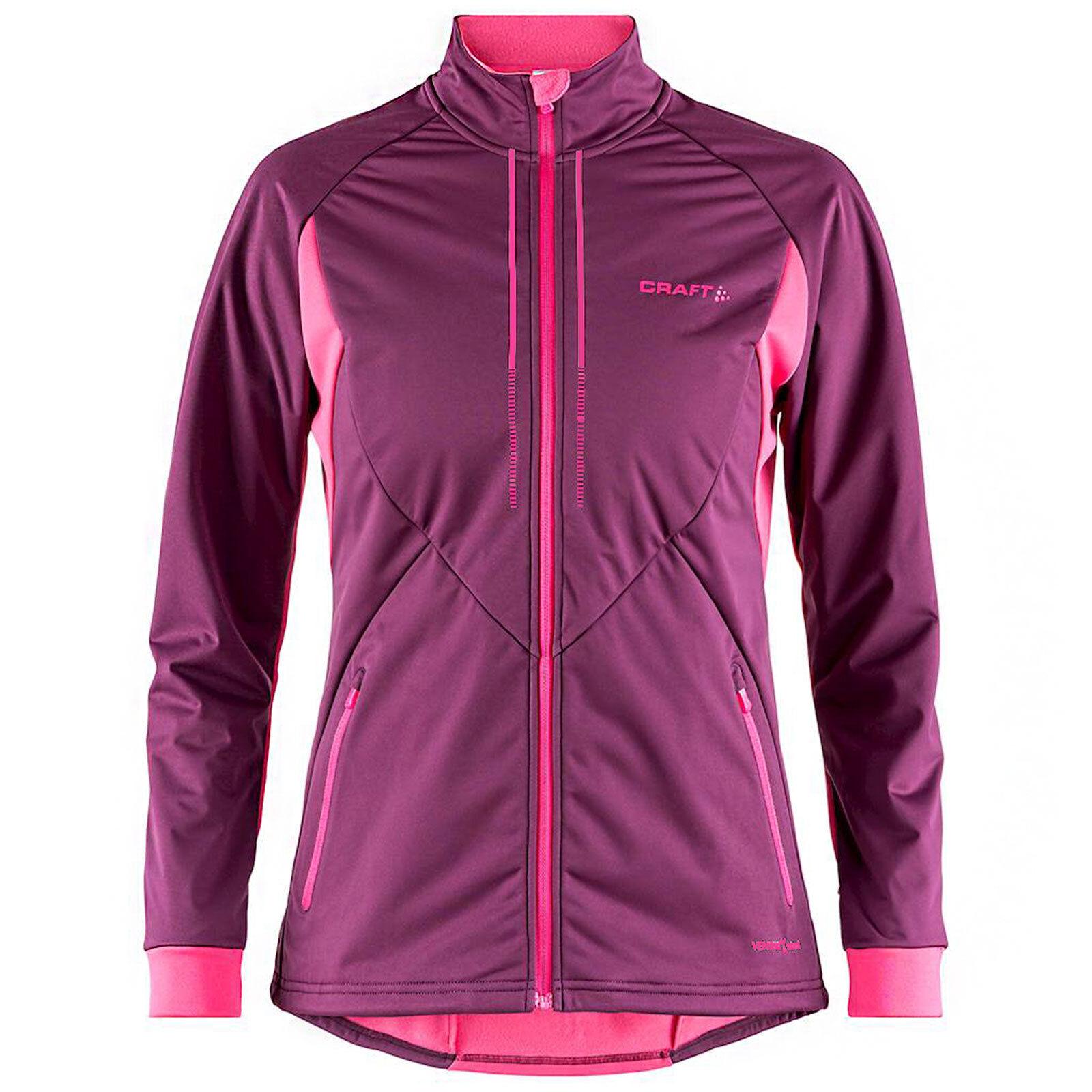 Craft Storm Jacket Damen-Jacke Funktionsjacke Mid-Layer Outdoorjacke Damenjacke