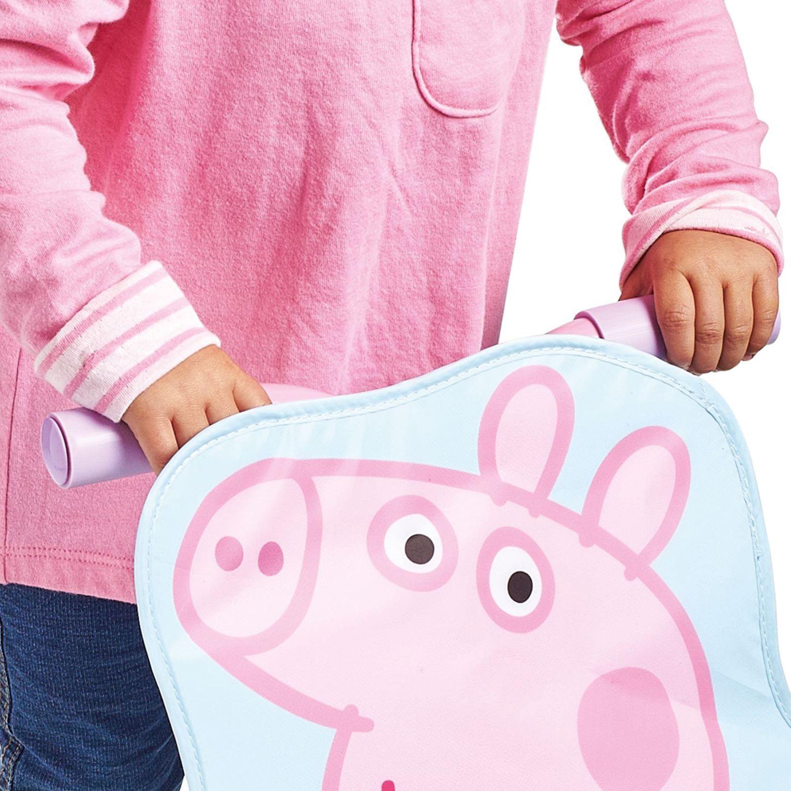 Officel Peppa Pig Enfant Junior Trampoline Enfants 12 Mois + Gratuit + P