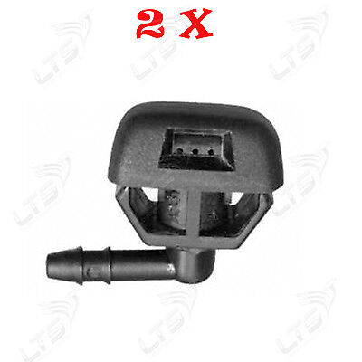 FRONT WINDSCREEN WASHER JET NOZZLE FOR FIAT DUCATO *NEW*