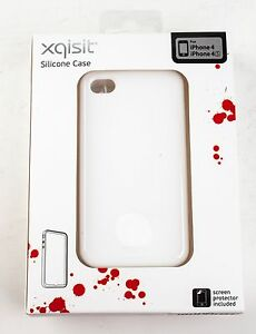 Xqisit-Silicone-Case-iPhone-4-4-S-weiss