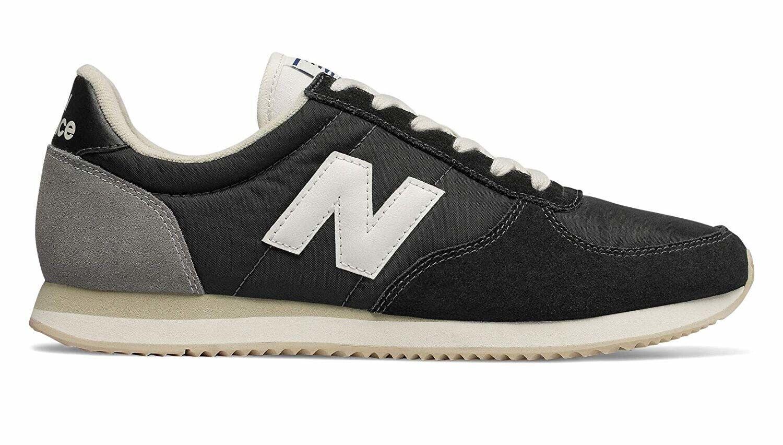 New Balance 220 Men's Sneakers Walking shoes Black-Grey U220FE