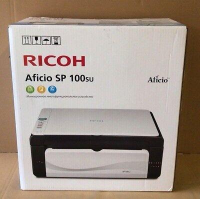 100% Vero M122-67 - Ricoh Aficio Sp 100su Stampante-
