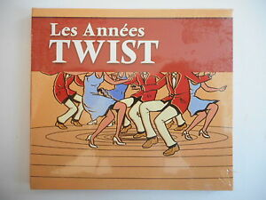 LES-ANNEES-TWIST-SURBOUM-TWIST-AND-SHOUT-CD-ALBUM-NEUF-PORT-GRATUIT