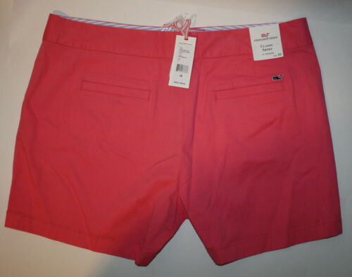 Pink Watermelon Front Flat in Pantaloncini Vines classico 889504787637 Vineyard 16 cotone Nwt RHvqxEa5w