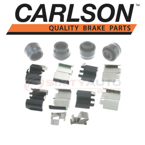 Carlson Front Disc Brake Hardware Kit for 1999-2004 Honda Odyssey Pad kq