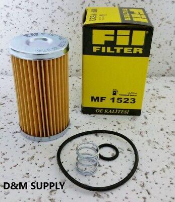 New Case IH Tractor Fuel Filter//BOWL//Spring CX47 D40 D45 DX40 DX45 DX60