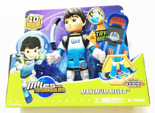 New Toy Bird Boys Girls Play Gift Miles From Tomorrowland Maximum Miles Ages 3