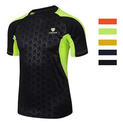 Men/'s Outdoor Sports T Shirts Lightweight Athletics Tee Polo Shirt Short Sleeve
