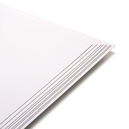 SALE OFFER DEAL A5 SILK CARD 300GSM A4 A3 LASER PRINT WHITE SRA3