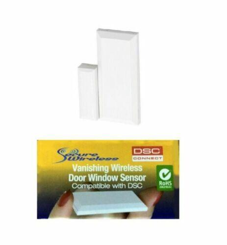 OPEN BOX Used. DSC EV-DW4975 Tyco Wireless Vanishing Door Window Sensor Magnet