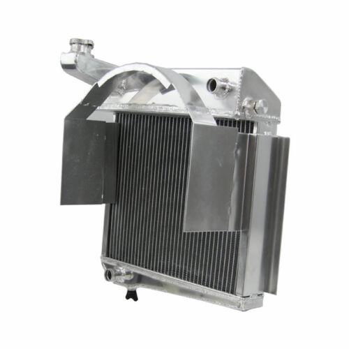 4Row Aluminium Radiator for Austin Healey Sprite Bugeye Frogeye//MG Midget