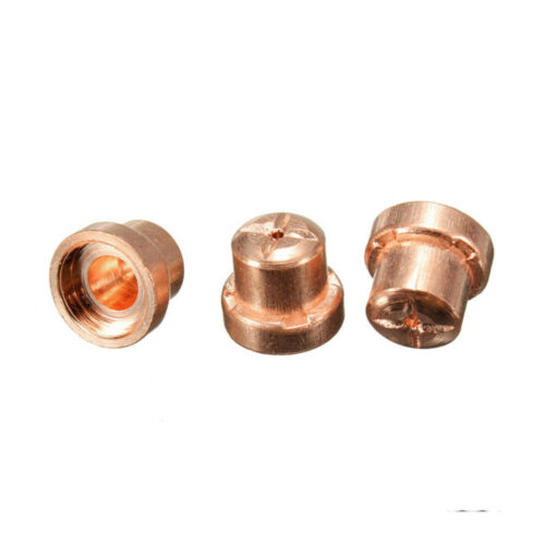 85 pcs PT31 LG40 Plasma Cutter Torch Electrode Tip Nozzle Consumable Accessory