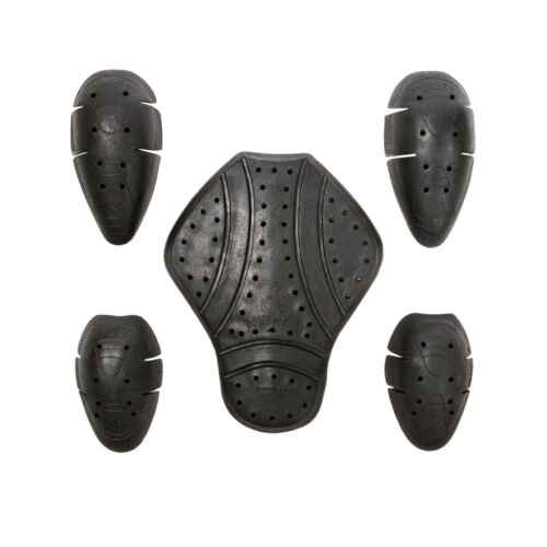 Motorbike Motorcycle Motocross CE Armour Back Shoulder /& Elbow Protection Pads