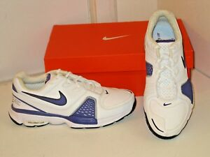 0fb293d7363d9 Nike Air Edge Trainer LEATHER 08 2008 Running Sneakers Shoes Mens ...