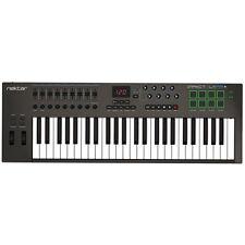 USB MIDI Controller Keyboard Nektar Impact LX49 NEW