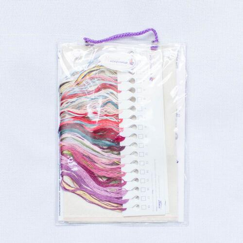 "Mary Weaver 11.004.11 /""SHABBY CHIC/"" Counted Cross Stitch Kit Marya iskusnitsa"