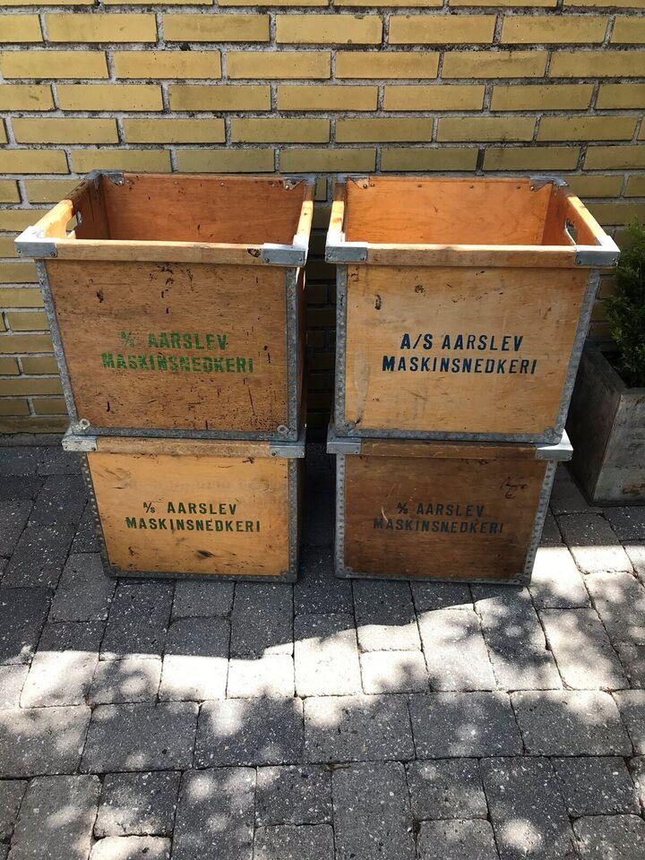 Værkstedskasser