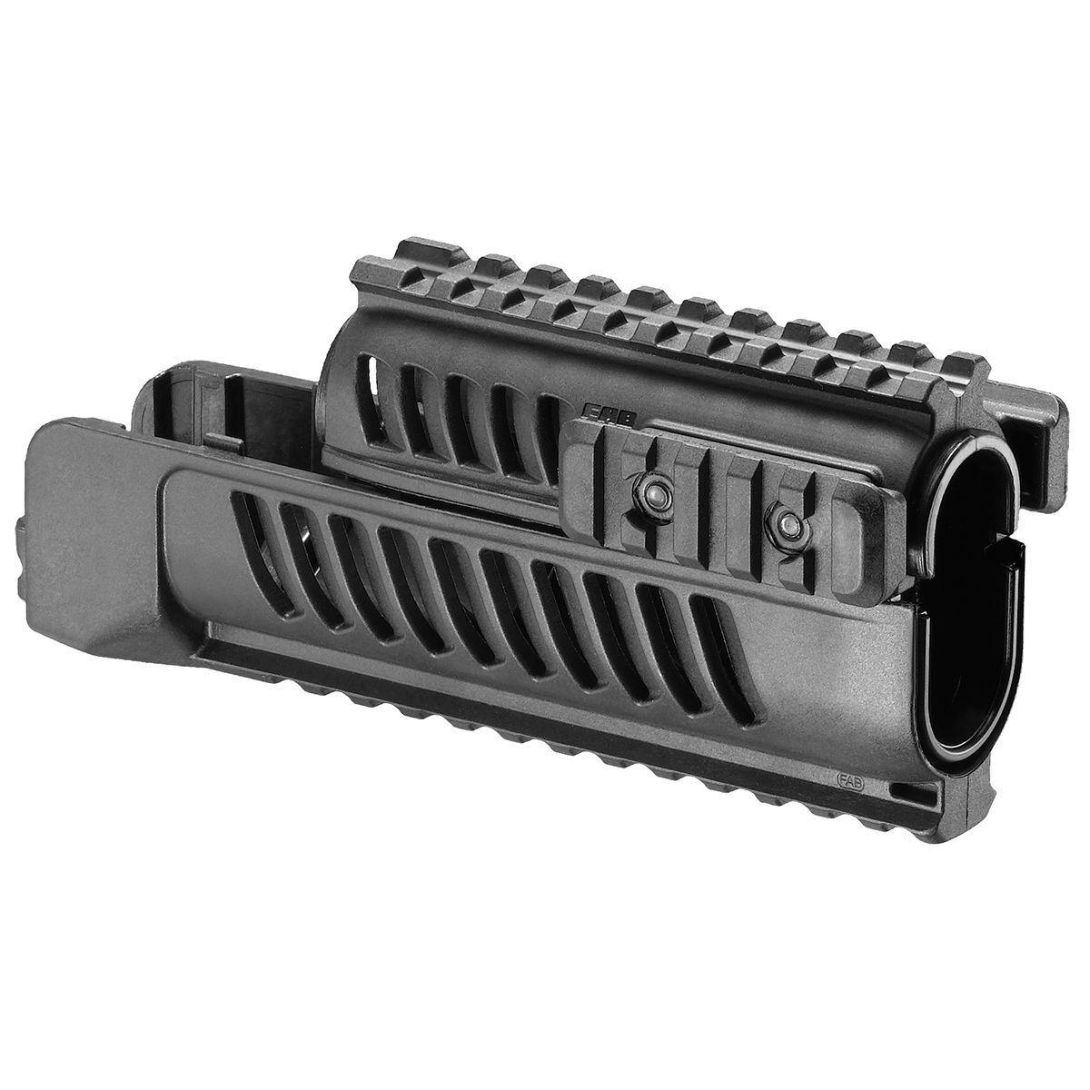 FAB Defense VZ polímero Quad Rail Projoectores Todos Los Colors SA-58