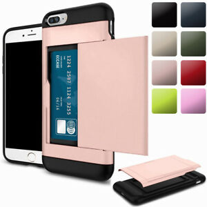 Protective-Armor-Phone-Case-Cover-With-Hidden-Card-Holder-For-iPhone-8-7-6-Plus