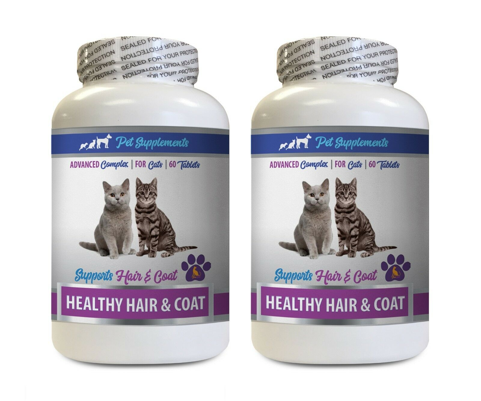 Cat dry skin relief - CATS HAIR AND COAT HEALTH 2B - kitty vitamin