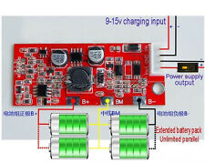 Intelligent Balance Charging Protection Board 2S 18650 lithium Batterie Cell