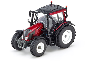 Wiking Scale Valtra N143 Hi-tech Series Rouge