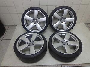 original-Aluraeder-9x19-ET35-4B3601025Q-Audi-RS4-B5-B7-A6-S6-RS6-4B-Alufelgen