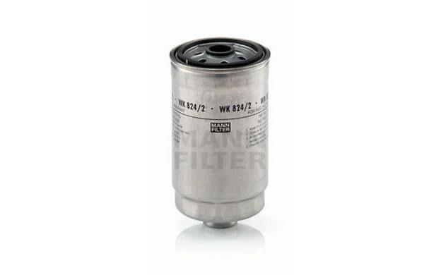 MANN-FILTER Filtro combustible KIA SORENTO HYUNDAI ACCENT SANTA Fé WK 824/2